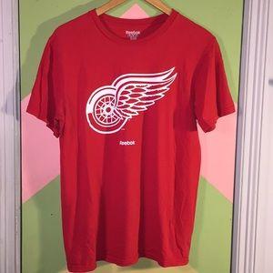 Nike Detroit red wings T-shirt